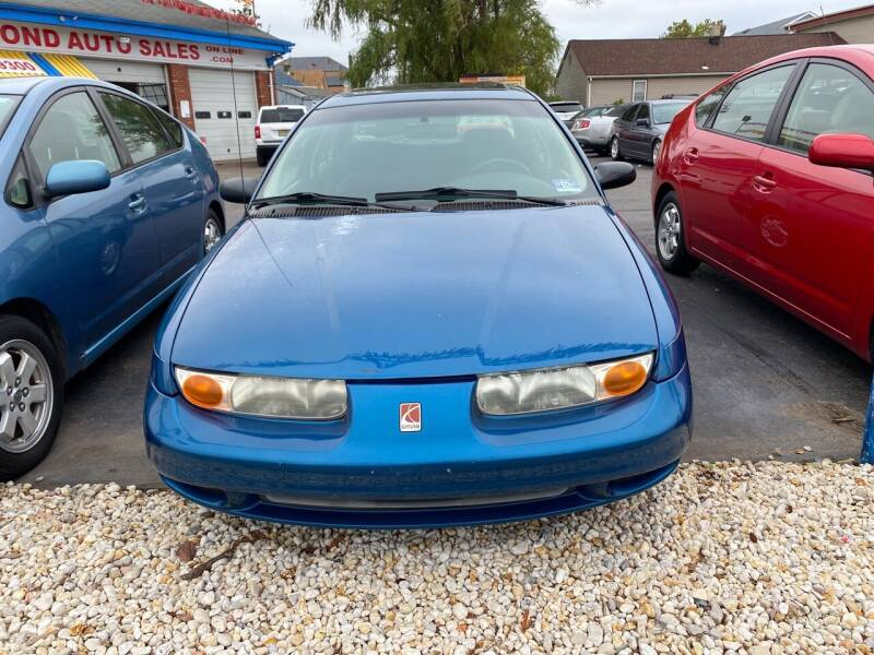 2002 Saturn S-Series for sale at Diamond Auto Sales in Pleasantville NJ