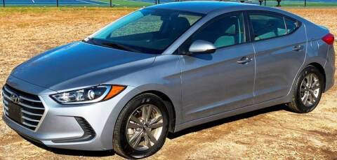 2017 Hyundai Elantra for sale at Autoworks of Devon in Milford CT