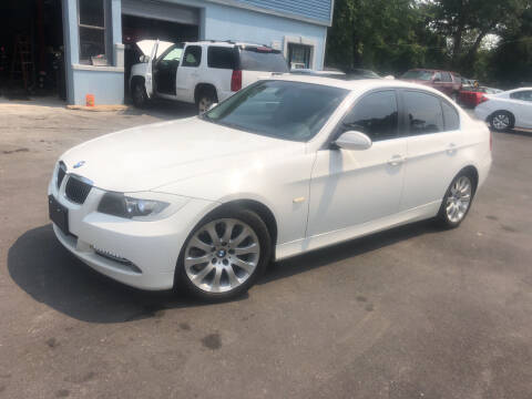2008 BMW 3 Series for sale at Morelia Auto Sales & Service in Maywood IL