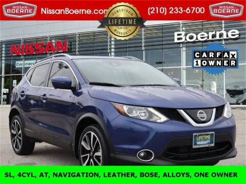 2019 Nissan Rogue Sport for sale at Nissan of Boerne in Boerne TX