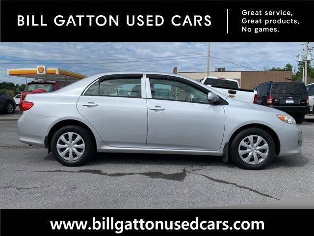 2009 Toyota Corolla for sale at Bill Gatton Used Cars in Johnson City TN