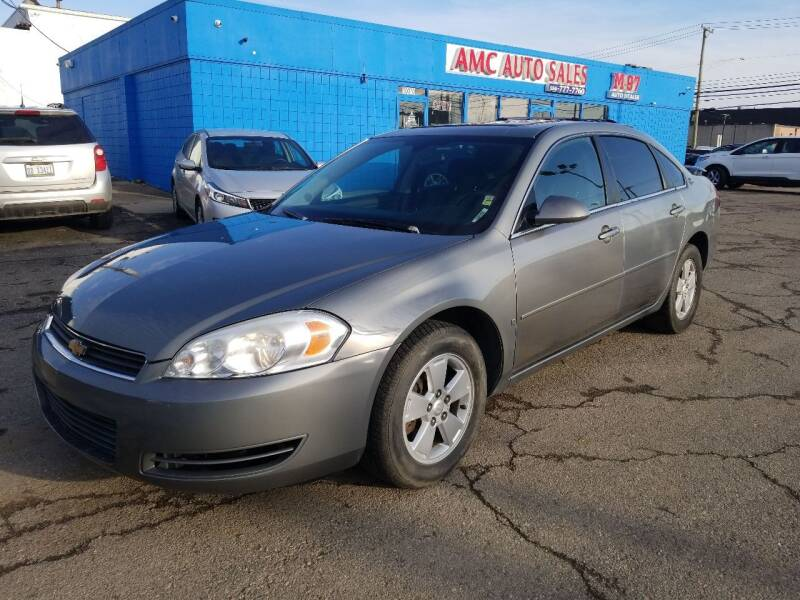 2007 Chevrolet Impala for sale at AMC Auto in Roseville MI