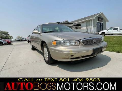 1998 Buick Century for sale at Auto Boss in Woods Cross UT