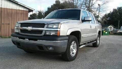 2005 Chevrolet Avalanche for sale at Best Buy Autos in Mobile AL