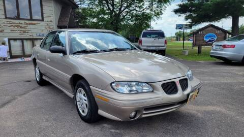 1998 Pontiac Grand Am for sale at Shores Auto in Lakeland Shores MN