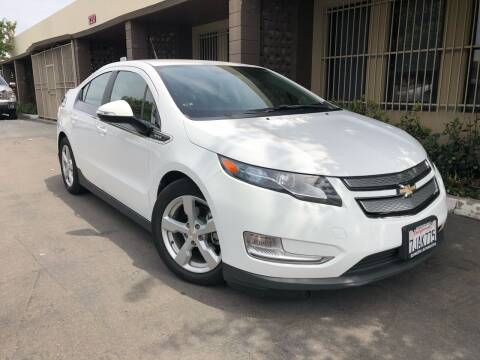 2014 Chevrolet Volt for sale at AllanteAuto.com in Santa Ana CA