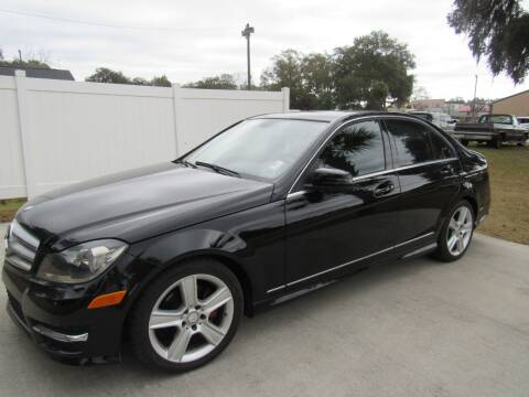 2013 Mercedes-Benz C-Class for sale at D & R Auto Brokers in Ridgeland SC