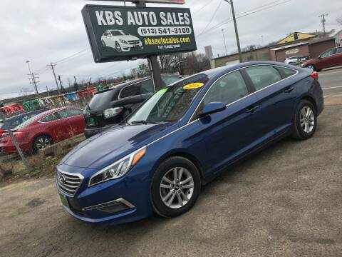 2015 Hyundai Sonata for sale at KBS Auto Sales in Cincinnati OH