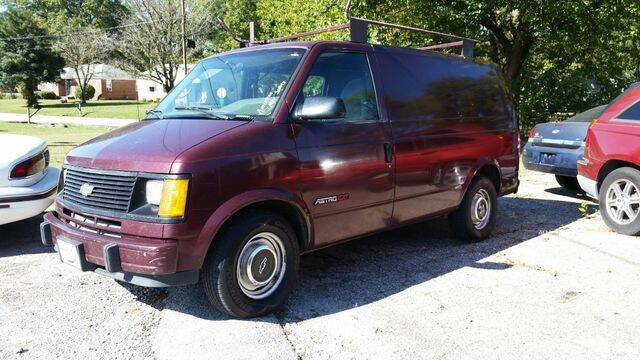 1994 Chevrolet Astro Cargo for sale at AFFORDABLE DISCOUNT AUTO in Humboldt TN