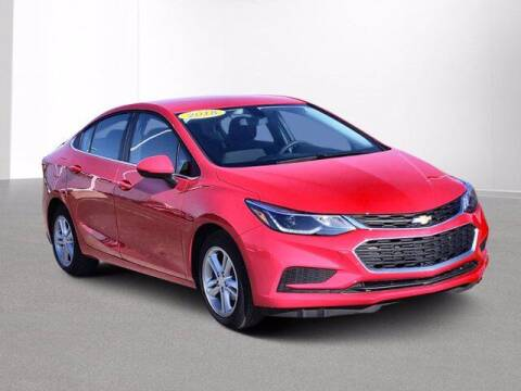 2018 Chevrolet Cruze for sale at Jimmys Car Deals in Livonia MI