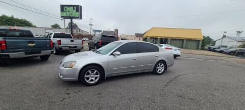 2006 Nissan Altima for sale at CHILI MOTORS in Mayfield KY