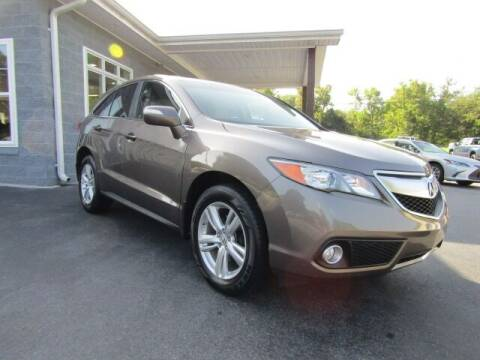 2013 Acura RDX for sale at Specialty Car Company in North Wilkesboro NC