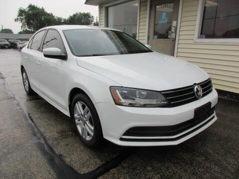 2017 Volkswagen Jetta for sale at U C AUTO in Urbana IL