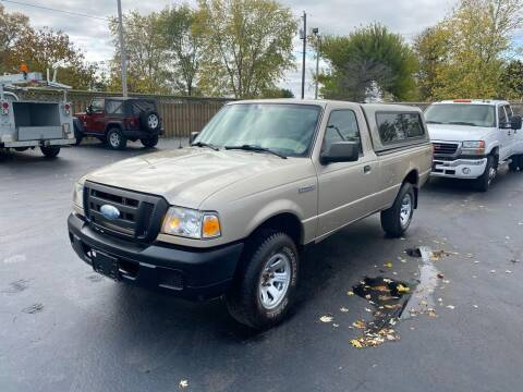 2007 Ford Ranger for sale at CarSmart Auto Group in Orleans IN