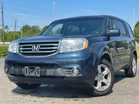 2012 Honda Pilot for sale at MAGIC AUTO SALES in Little Ferry NJ