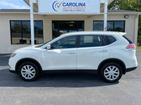 2014 Nissan Rogue for sale at Carolina Auto Credit in Youngsville NC
