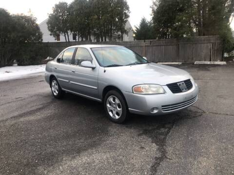 2004 Nissan Sentra for sale at Elwan Motors in West Long Branch NJ