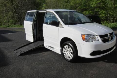 2015 Dodge Grand Caravan for sale at K & R Auto Sales,Inc in Quakertown PA