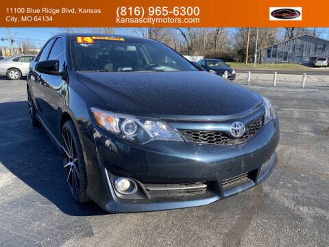 2014 Toyota Camry for sale at Kansas City Motors in Kansas City MO