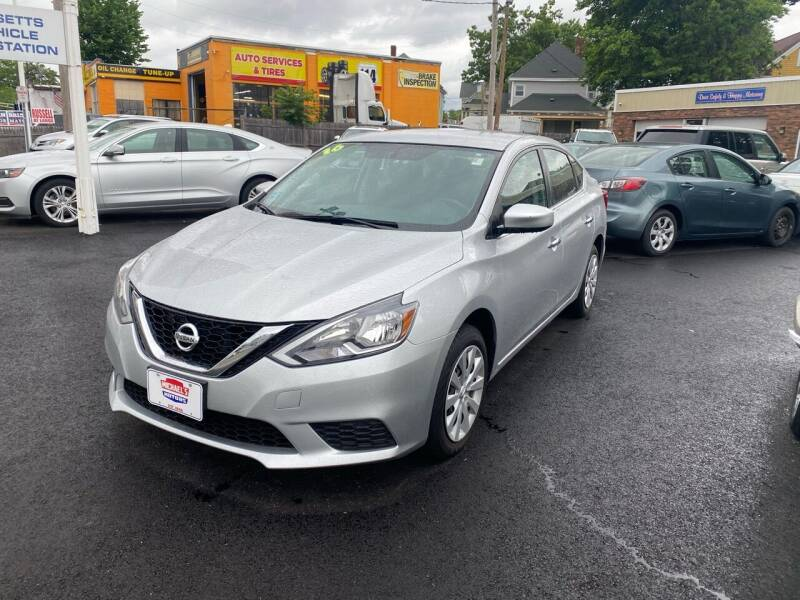 2016 Nissan Sentra for sale at Michaels Motor Sales INC in Lawrence MA
