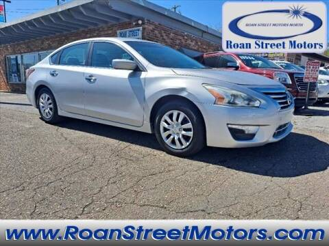 2013 Nissan Altima for sale at PARKWAY AUTO SALES OF BRISTOL - Roan Street Motors in Johnson City TN