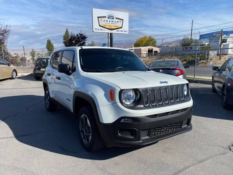 2015 Jeep Renegade for sale at CarSmart Auto Group in Murray UT