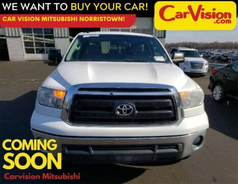 2013 Toyota Tundra for sale at Car Vision Mitsubishi Norristown in Norristown PA