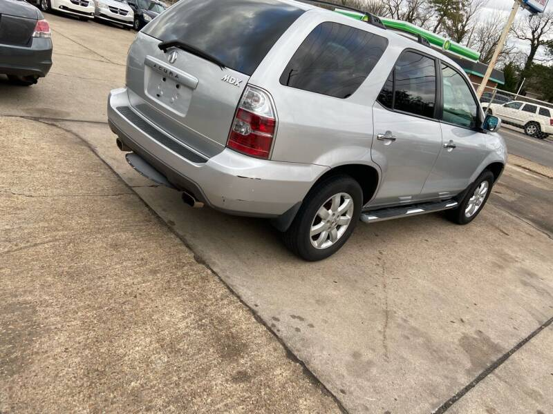 2004 Acura MDX for sale at Whites Auto Sales in Portsmouth VA