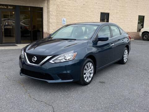 2017 Nissan Sentra for sale at Va Auto Sales in Harrisonburg VA