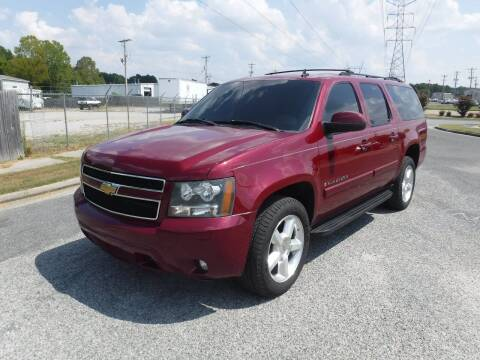 2007 Chevrolet Suburban for sale at AutoMax of Memphis - Logan Karr in Memphis TN