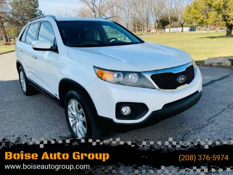 2011 Kia Sorento for sale at Boise Auto Group in Boise ID