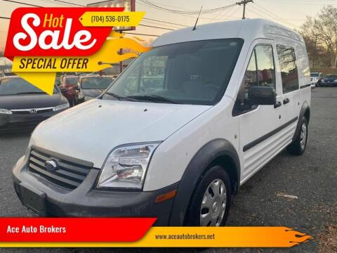 2013 Ford Transit Connect for sale at Ace Auto Brokers in Charlotte NC
