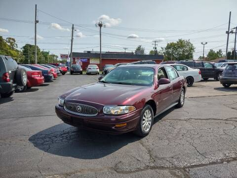 2005 Buick LeSabre for sale at Flag Motors in Columbus OH