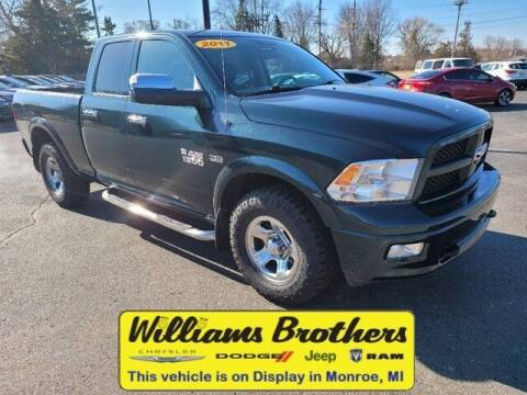 2011 RAM Ram Pickup 1500 for sale at Williams Brothers - Pre-Owned Monroe in Monroe MI