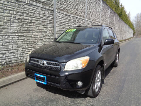 2008 Toyota RAV4 for sale at Matthews Motors LLC in Algona WA