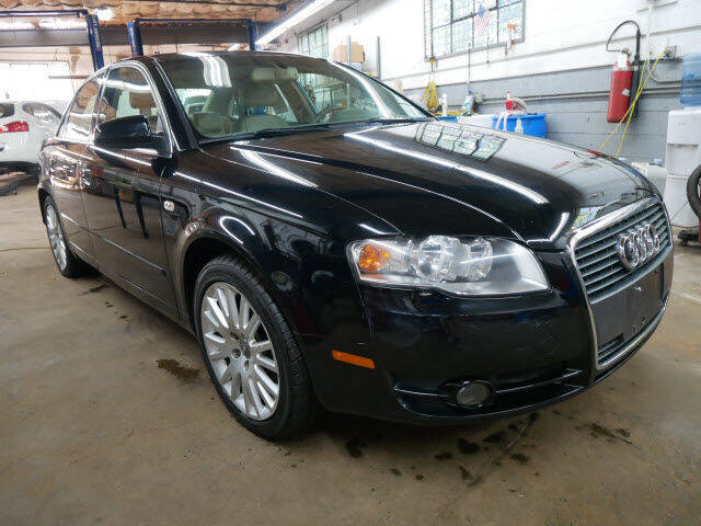 2006 Audi A4 for sale at M & R Auto Sales INC. in North Plainfield NJ