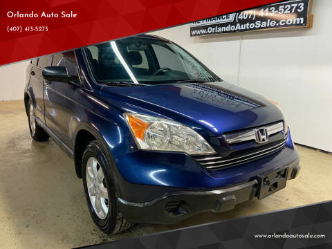 2007 Honda CR-V for sale at Orlando Auto Sale in Orlando FL