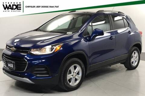 2017 Chevrolet Trax for sale at Stephen Wade Pre-Owned Supercenter in Saint George UT