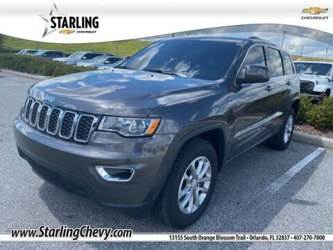 2021 Jeep Grand Cherokee for sale at Pedro @ Starling Chevrolet in Orlando FL
