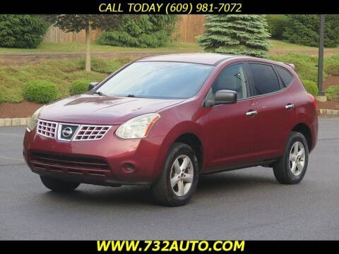 2010 Nissan Rogue for sale at Absolute Auto Solutions in Hamilton NJ