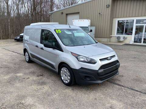 2015 Ford Transit Connect Cargo for sale at Auto Towne in Abington MA