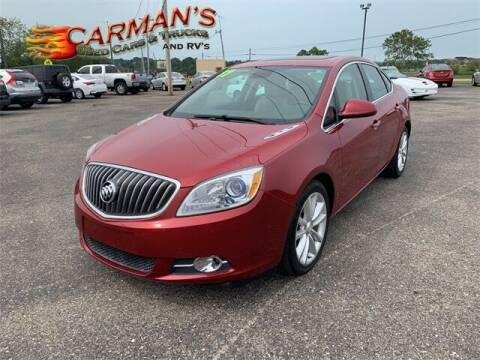 2017 Buick Verano for sale at Carmans Used Cars & Trucks in Jackson OH