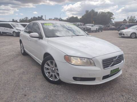 2009 Volvo S80 for sale at Canyon View Auto Sales in Cedar City UT