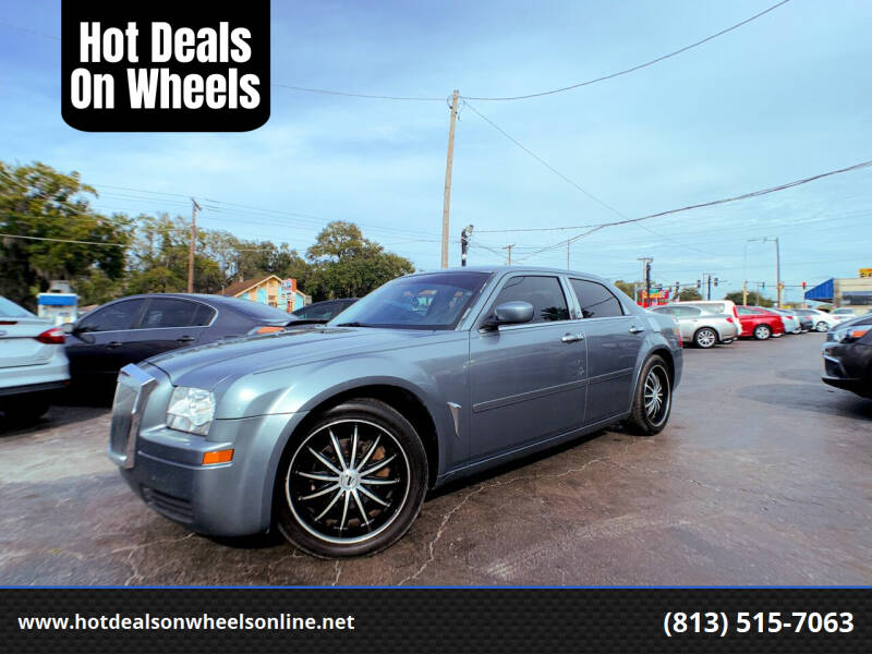2006 Chrysler 300 for sale at Hot Deals On Wheels in Tampa FL