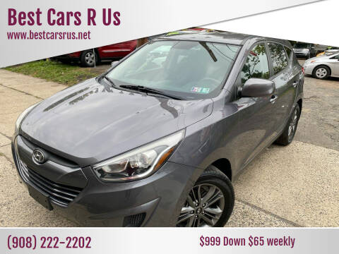 2014 Hyundai Tucson for sale at Best Cars R Us in Plainfield NJ