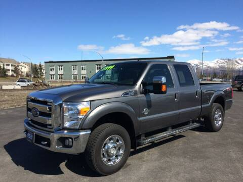 2012 Ford F-250 Super Duty for sale at Delta Car Connection LLC in Anchorage AK