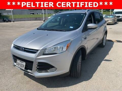 2014 Ford Escape for sale at TEX TYLER Autos Cars Trucks SUV Sales in Tyler TX