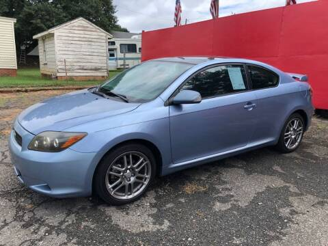 2009 Scion tC for sale at Kelley's Cars Inc. in Belmont NC