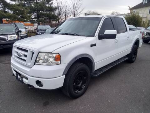 2008 Ford F-150 for sale at Wilson Investments LLC in Ewing NJ