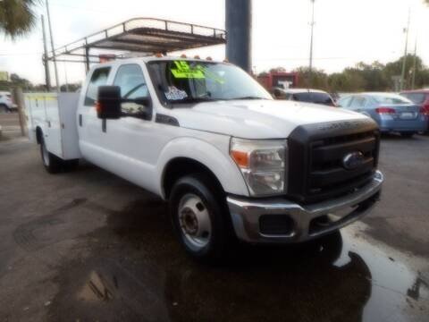 2015 Ford F-350 Super Duty for sale at Florida Suncoast Auto Brokers in Palm Harbor FL